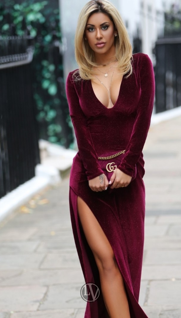 quiet night london escort girl