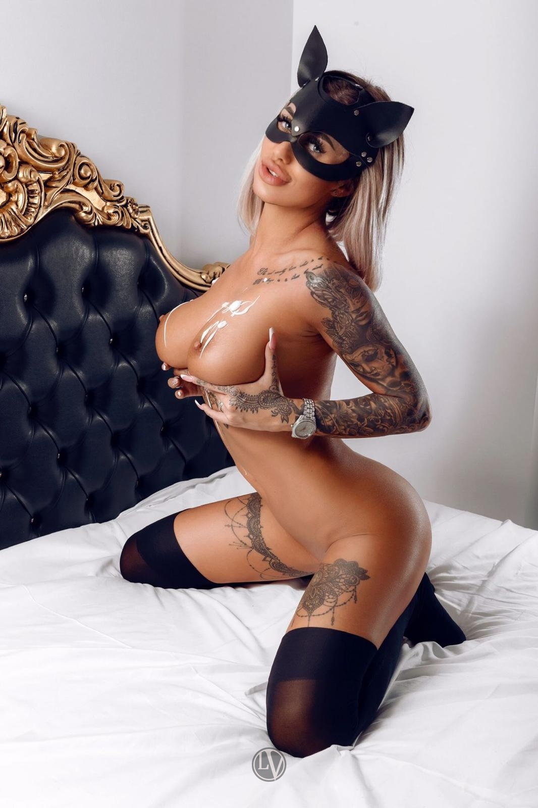 Escort Dione showing why she is one of our most requested London ladies