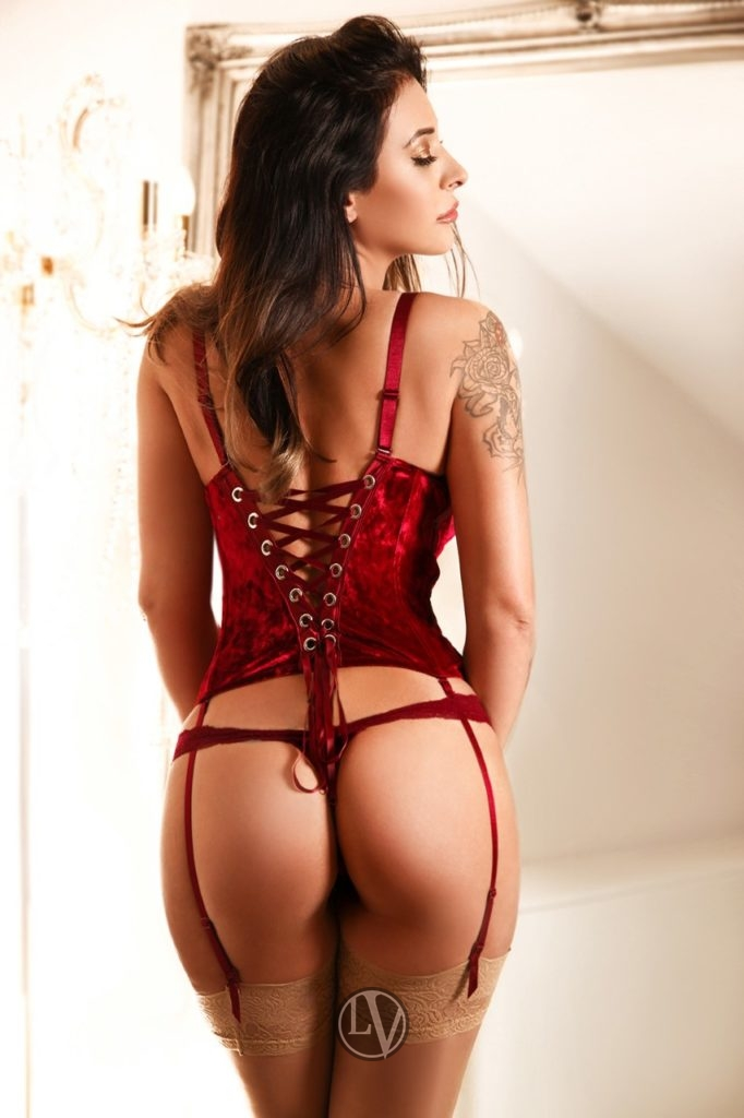 anal escort london